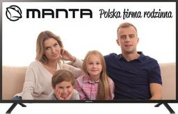 "Telewizor Manta 55LUA69 LED 55"" 4K (Ultra HD) Android"