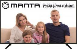 Telewizor Manta 60LUA19 LED 60'' 4K (Ultra HD) Android