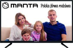 """Telewizor Manta 40LUN58K LED 40"""" 4K (Ultra HD)"""