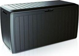 Prosperplast Skrzynia ogrodowa BOXE BOARD - antracytowy