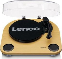 Gramofon Lenco GRAMOFON LENCO LS-40WD drewno