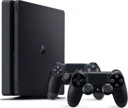 Sony Playstation 4 Slim 500GB + 2xDualShock