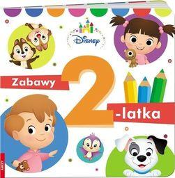 Disney Maluch. Zabawy 2-latka