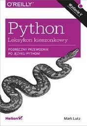 Python. Leksykon kieszonkowy