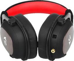 Słuchawki Redragon Słuchawki z mikrofonem REDRAGON H510 (kolor czarny