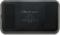 Ładowarka Qoltec 51844 (Micro USB; kolor czarny)