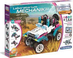 Clementoni Laboratorium Mechaniki - Jeep Safari