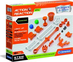 Clementoni  Akcja Reakcja Akcesoria Uzupełniające