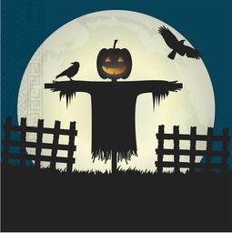 PROCOS Serwetki Happy Halloween - 33 cm - 20 szt. uniwersalny