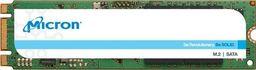 Dysk SSD Micron 512 GB; M.2; SATA III (MTFDDAV512TDL-1AW1ZABYY)