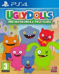 Gra UglyDolls: An Imperfect Adventure (wersja BOX; Blu-ray; ENG; od 3 lat) PS4