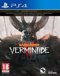 Gra Warhammer: Vermintide II Deluxe Edition (Blu-ray; ENG, PL; od 18 lat) PS4