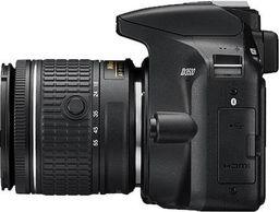Lustrzanka Nikon D3500 + obiektyw AF-S DX 18-140 VR Czarny (VBA550K004)