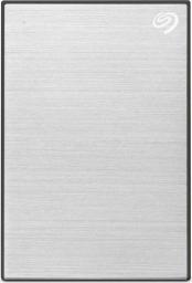 Dysk zewnętrzny Seagate HDD Backup Plus Slim 1 TB Srebrny (STHN1000401                    )