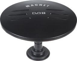 Antena RTV Maclean Antena uniwersalna zewnętrzna Maclean MCTV-945 USB (aktywna; 32 dB; Typ F)