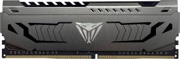 Pamięć Patriot Viper Steel, DDR4, 32 GB,3000MHz, CL16 (PVS432G300C6K)