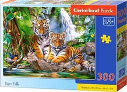 Castorland Puzzle 300 Tiger Fails CASTOR