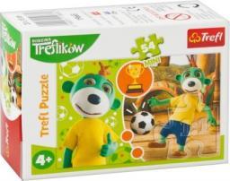 Trefl Puzzle 54 mini Wesoły świat Treflików 3 TREFL