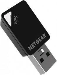 Karta sieciowa NETGEAR Adapter AC600(150/433) DB (A6100-100PES)
