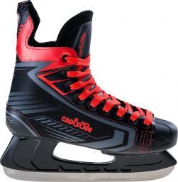 CoolSlide Łyżwy hokejowe Tampa Black/Orange r. 46