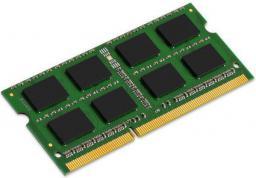 Pamięć do laptopa Kingston DDR3 SODIMM 2GB 1333MHz CL9 (KVR13S9S6/2)