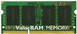 Pamięć do laptopa Kingston DDR3 SODIMM 2GB 1600MHz CL11 (KVR16S11S6/2)