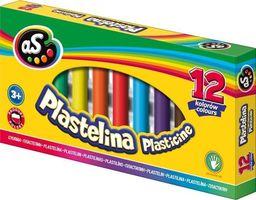 Astra Plastelina 12 kolorów AS