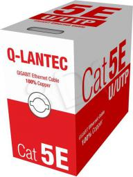 A-LAN UTP kabel 4PR kat.5e PVC 305m - Edycja LIMITOWANA (KIU5PVC305NC)
