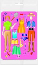 Panta Plast Szablony do obrysowania Moda