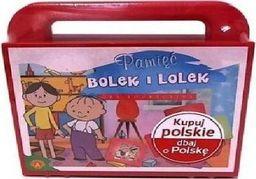 Alexander Pamięć Bolek i lolek w walizce ALEX