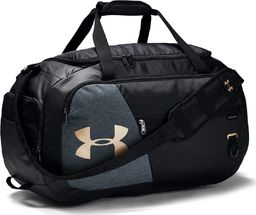 Under Armour Torba sportowa Undeniable Duffel 4.0 58L czarna (1342657-002)