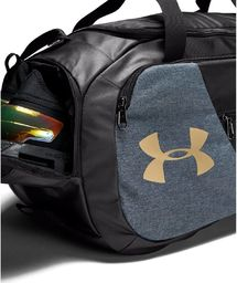 Under Armour Torba sportowa Undeniable Duffel 4.0 41L czarna (1342656-002)