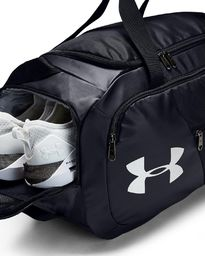 Under Armour Torba sportowa Undeniable Duffel 4.0 41L czarna (1342656-001)