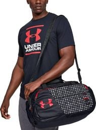 Under Armour Torba sportowa Undeniable Duffel 4.0 30L czarna (1342655-002)