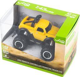 UGO Samochód RC Monster truck żółty (URC-1329)