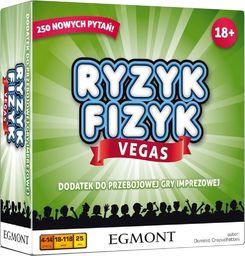 Egmont Dodatek do gry Ryzyk Fizyk.Vegas