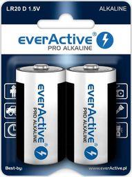 everActive Bateria D / R20 2szt.