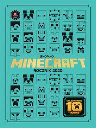 Egmont Minecraft. Rocznik 2020