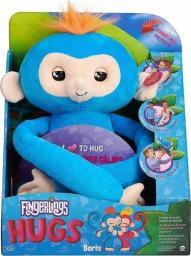 WowWee Interaktywna małpka Bella Fingerlings Hugs niebieska