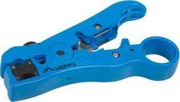 Lanberg Ściągacz izolacji do kabli Lanberg NT-0102 (kolor niebieski)