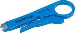 Lanberg Ściągacz izolacji do kabli Lanberg NT-0103 (kolor niebieski)