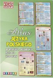 Ilustrowany atlas szkolny. Atlas języka polskiego