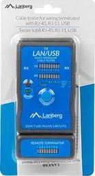 Lanberg Tester kabli Lanberg NT-0403