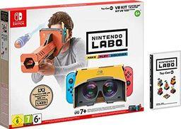 Nintendo Labo VR Kit - Starter Set + Blaster (NS)