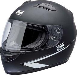 OMP Racing Kask kartingowy OMP CIRCUIT MY17 czarny XXL