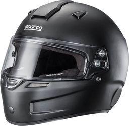 Sparco Kask kartingowy Sparco Sky KF-5W Czarny (homologacja Snell) XXL