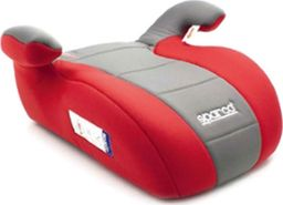 Sparco  F100K 15-36 kg czerwono-szary