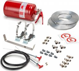 Sparco System gaśniczy Sparco mechaniczny 4,25 L uniwersalny
