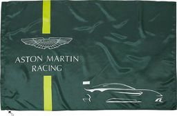 Aston Martin Racing Flaga Team zielona Aston Martin Racing uniwersalny