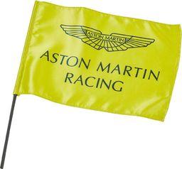 Aston Martin Racing Flaga z masztem Team żółta Aston Martin Racing 2019 uniwersalny
